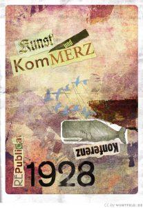 re:publica 1928: Kunst und KomMerz