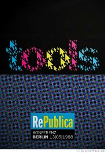 re:publica 1988: tools
