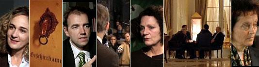 Bilder aus der Dokumentation Die Abwahl