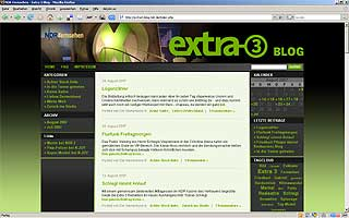Extra 3 Blog
