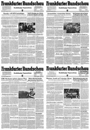 FR-Titelseiten von 1968
