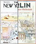 New-Yorker- und Spiegel-Titelbild